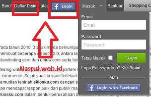 cara daftar cari uang lewat ekiosku.com nasrul.web.id