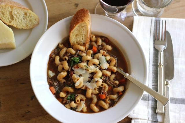 ... : Braised Beef & Italian Vegetable Stew | Warm & Cozy Dinner Recipe