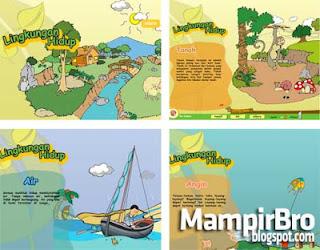 Game Mengenal Lingkungan Hidup