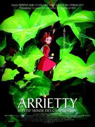 Phim Những Người Vay - The Borrower Arrietty