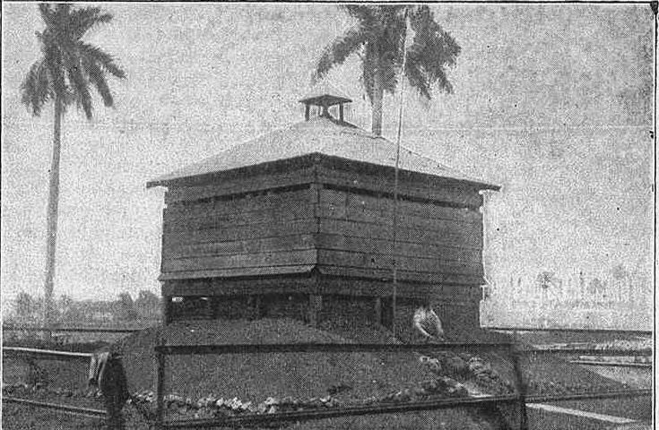 Fortín en Santiago de Cuba