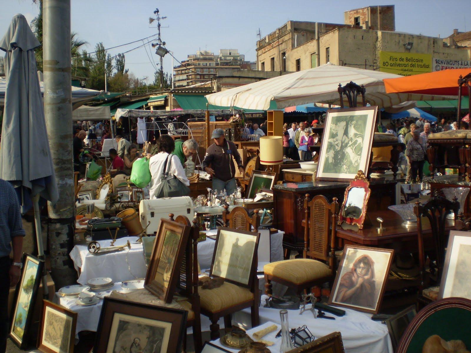 Vintager a mercado de los encantes o encants vells - Encantes barcelona ...