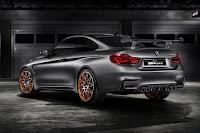 BMW Concept M4 GTS (2015) Rear Side