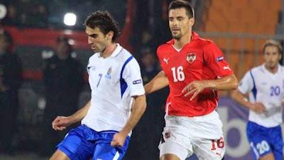 Azerbaijan 1 - 4 Austria
