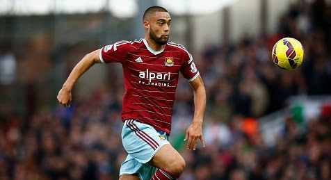 Arsenal to sign £4million defender Winston Reid