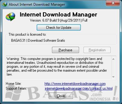 Internet Download Manager 6.07 Build 9 2