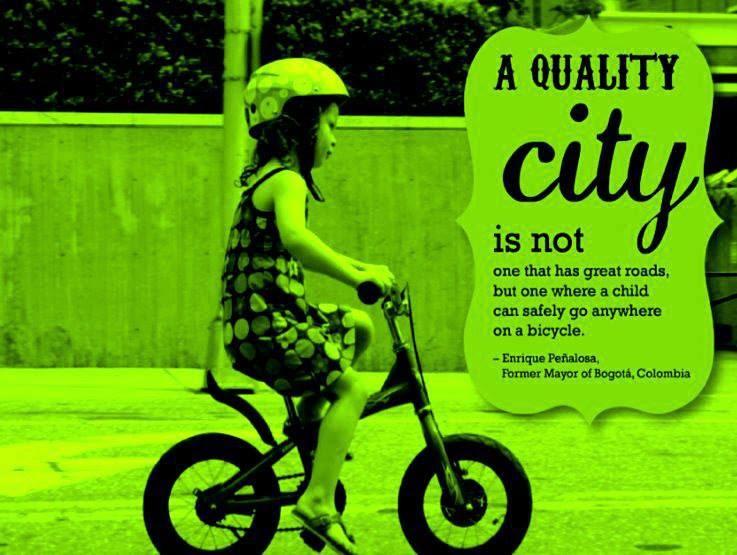 ...A quality city...