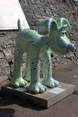 aMazing Gromit (side view)