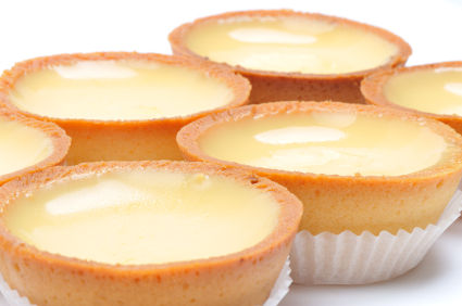 Tarts On Demand: Custard Tart Recipes