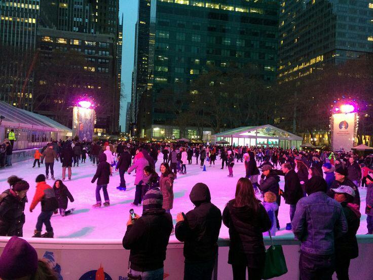 patinoire New York