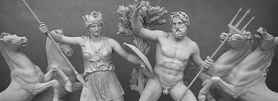 Ποιά ήταν η αρχαιοελληνική θρησκεία-Πνεύματος Κοινωνία ·