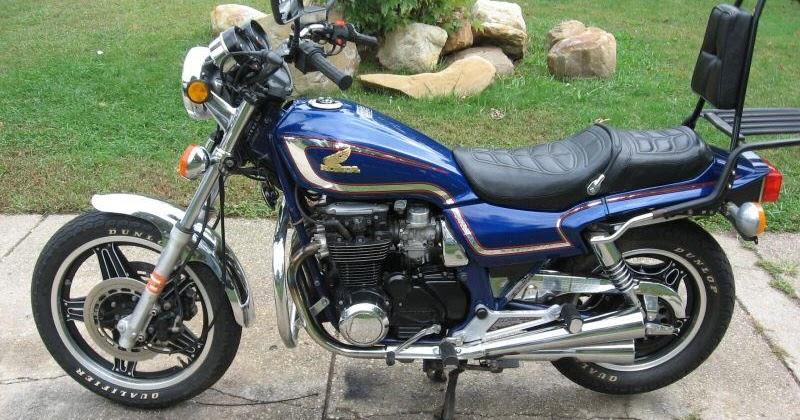 Honda CB650SC Nighthawk Motorcycle Wiring Diagram All