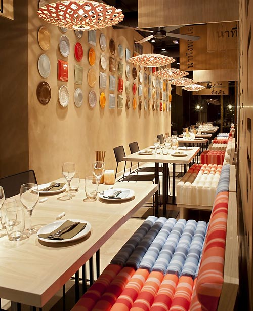Configuration Lighting Fixtures for Modern Restaurant Design