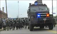 noticias curiosas nuevas armas anti disturbios