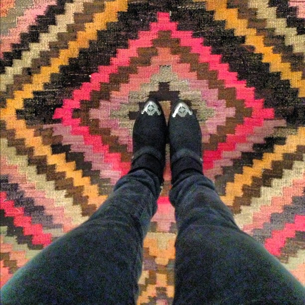 Under Your Feet Rugs And Tiles From Moon To Moon Bloglovin