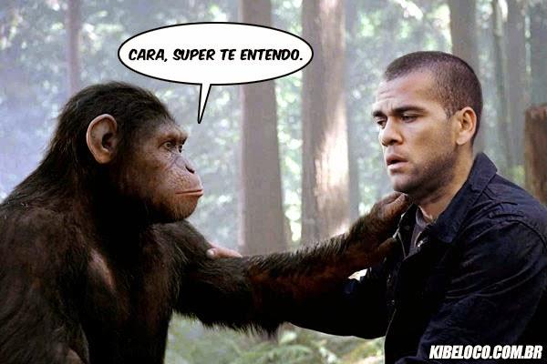 Racismo e Daniel Alves