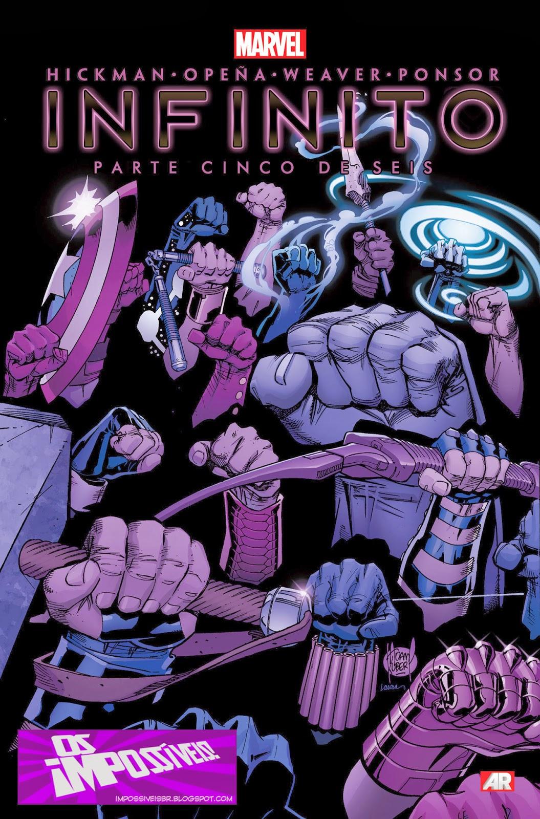 Nova Marvel! Infinito #5