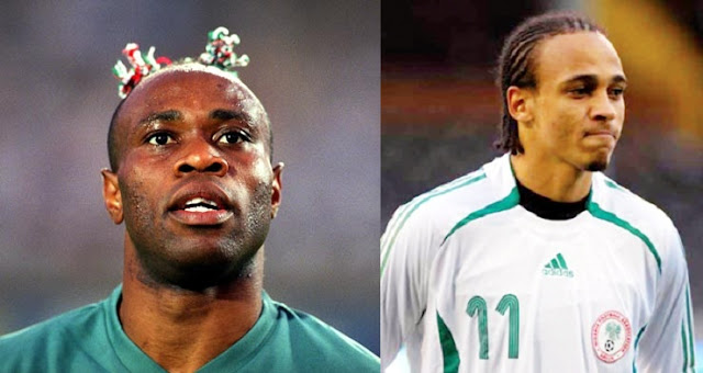 taribo west osaze tweets