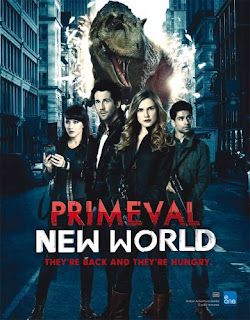 Primeval: New World S01E01 Legendado HDTV + RMVB