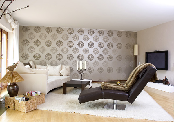 home design boutique tapet. Black Bedroom Furniture Sets. Home Design Ideas