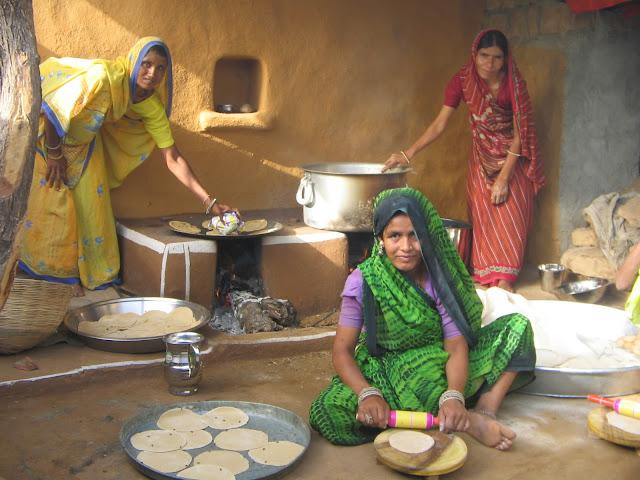 Decentralized Kitchen in Baran