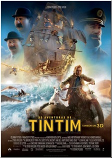 Download Baixar Filme As Aventuras de Tintim   Dublado