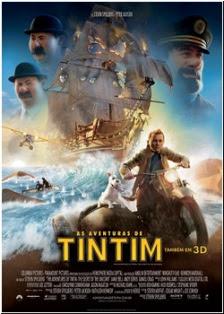Download Baixar Filme As Aventuras de Tintim   Dublado
