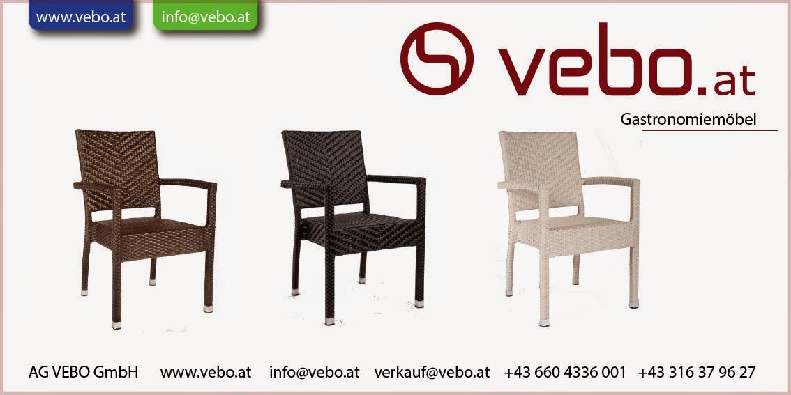Gastro Stühle aus Rattan