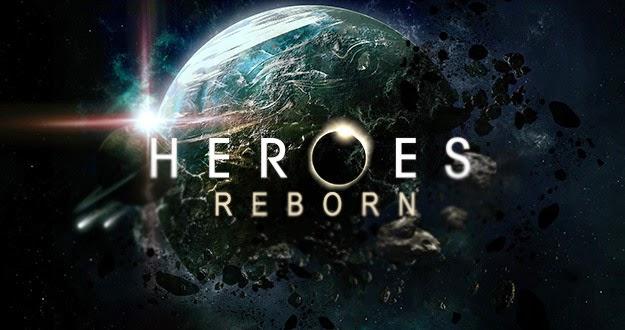 Heroes Reborn Superhéroes Tropa Friki
