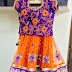 Heavy Work Rose Design Lehenga