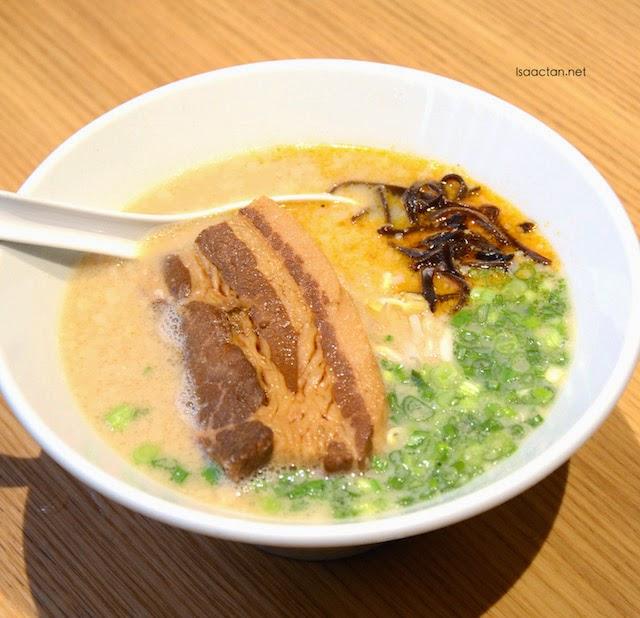 Shiromaru Kakuni Ramen - RM27.90