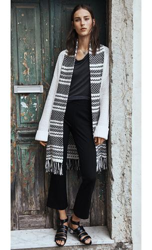 H&M otoño invierno cárdigan de punto