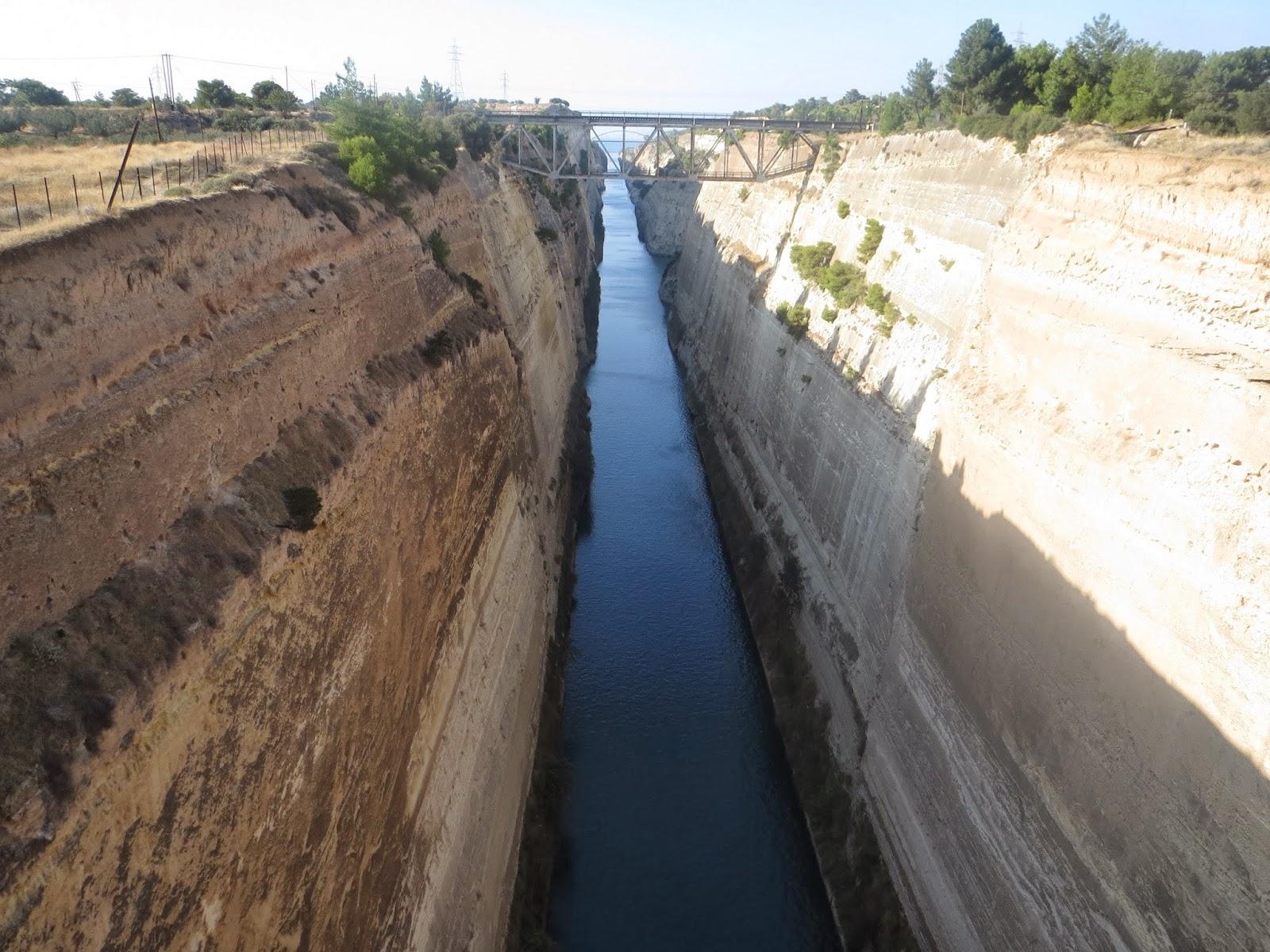 londinoupolis: The Corinth Canal