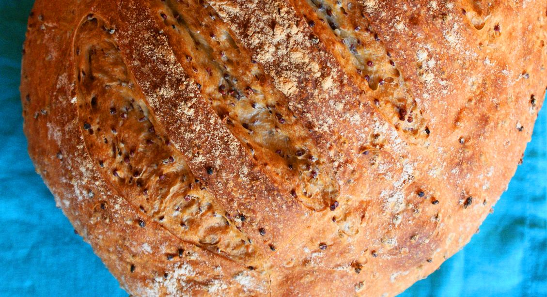 Quinoa And Date Bread Recipes — Dishmaps