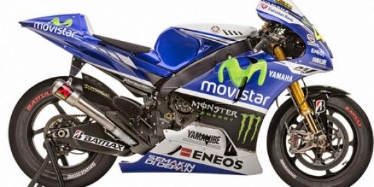 Foto Yahama R1 Special Edition MotoGP Modifikasi Terbaru 2014