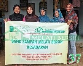 Bank Sampah Melati Bersih Kesadaran