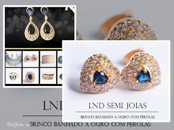 Jóias e semi jóias de qualidade.