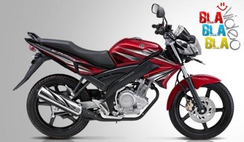 Gambar Motor New Yamaha Vixion Terbaru Warna Merah