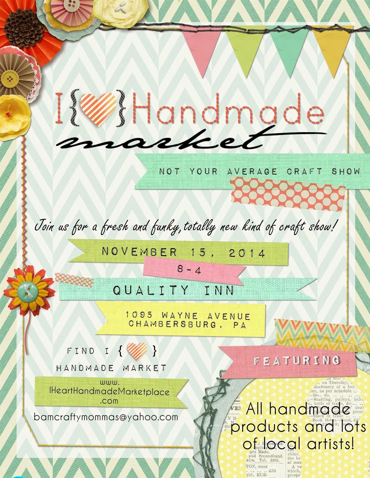 I heart Handmade Market