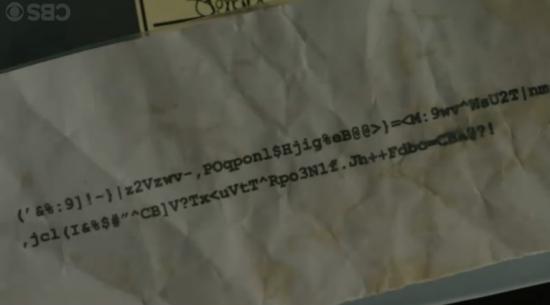 В сериале «Элементарно» действительно используется упомянутый в нем язык программирования Malbolge, однако в реальности зашифрованное послание, полученное Холмсом, гласит «Hello, World!»