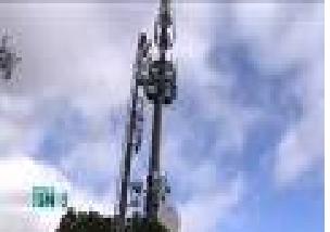 Desconectan antena en Gelves, Sevilla, España. 27.01.2014
