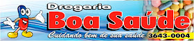 Drogaria Boa Sade Responsabilidade com sua Sade