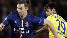 Video Gol PSG vs Chelsea 1-1 Liga Champions