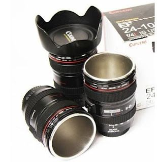 Mug Lensa Canon