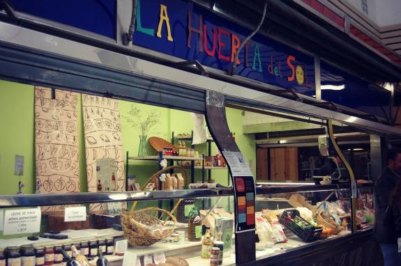 Mercado de Lavapies