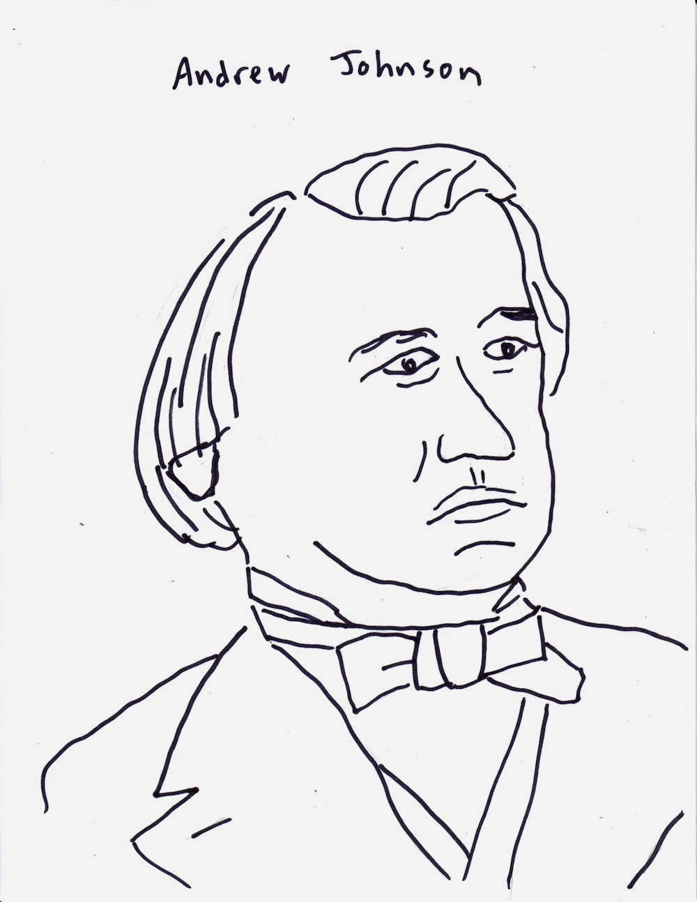 jesses blog the american presidents a coloring book