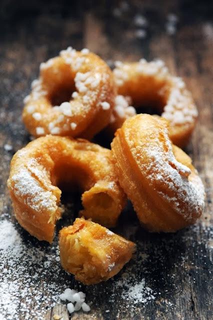 Les cronuts vont-ils envahir la France ? Comme un cronut tout simple et tout sucre !