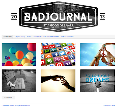 review, bad journal, giveaway