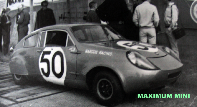 maximum mini minis at le mans 1967. Black Bedroom Furniture Sets. Home Design Ideas