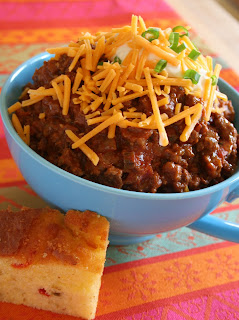 Game-Day Meal: Chilly Outside? Chili Inside!